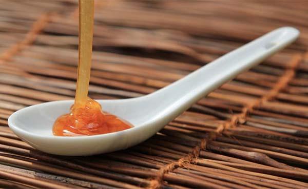 Actif cosmétique: le miel
